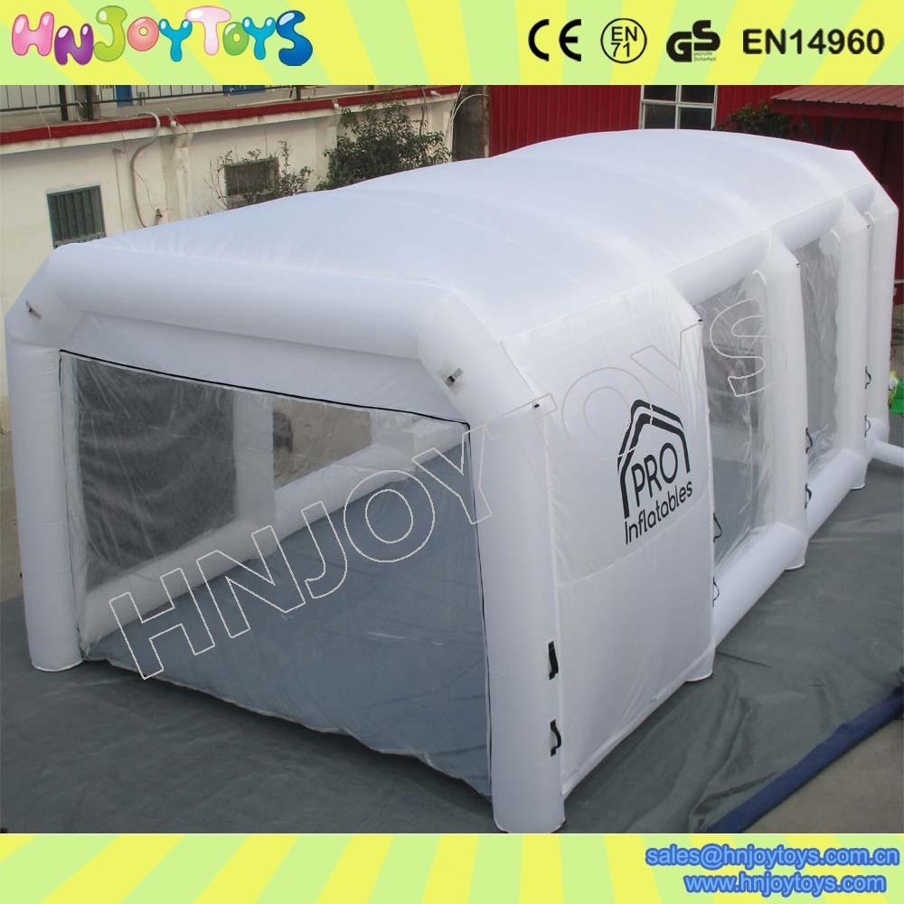 vente chaude portable de voiture garage gonflable cabine de peinture par pulv risation cabine de. Black Bedroom Furniture Sets. Home Design Ideas