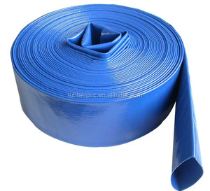 "Agriculture PVC Layflat Hose for Irrigation & Water (3/4""-16"")"