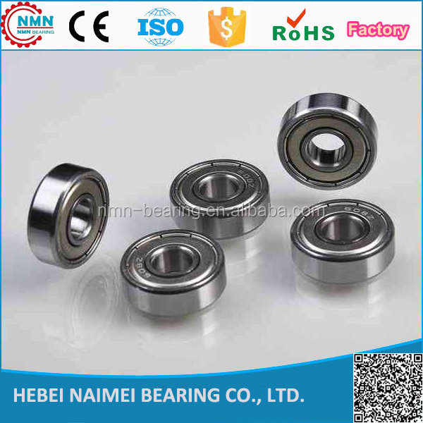 NMN 629 ZZ Bearing Top Quality Bearing 629 ZZ Deep Groove Ball Bearing 629 ZZ 9*26*8
