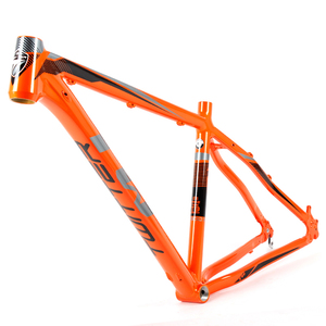 2017 Latest gift made in China cheap mountain aluminum bicycle frame