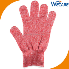 Safety Protective Gloves Stab Cut Resistant Anti Abrasion Construction Worker Butcher Supplies