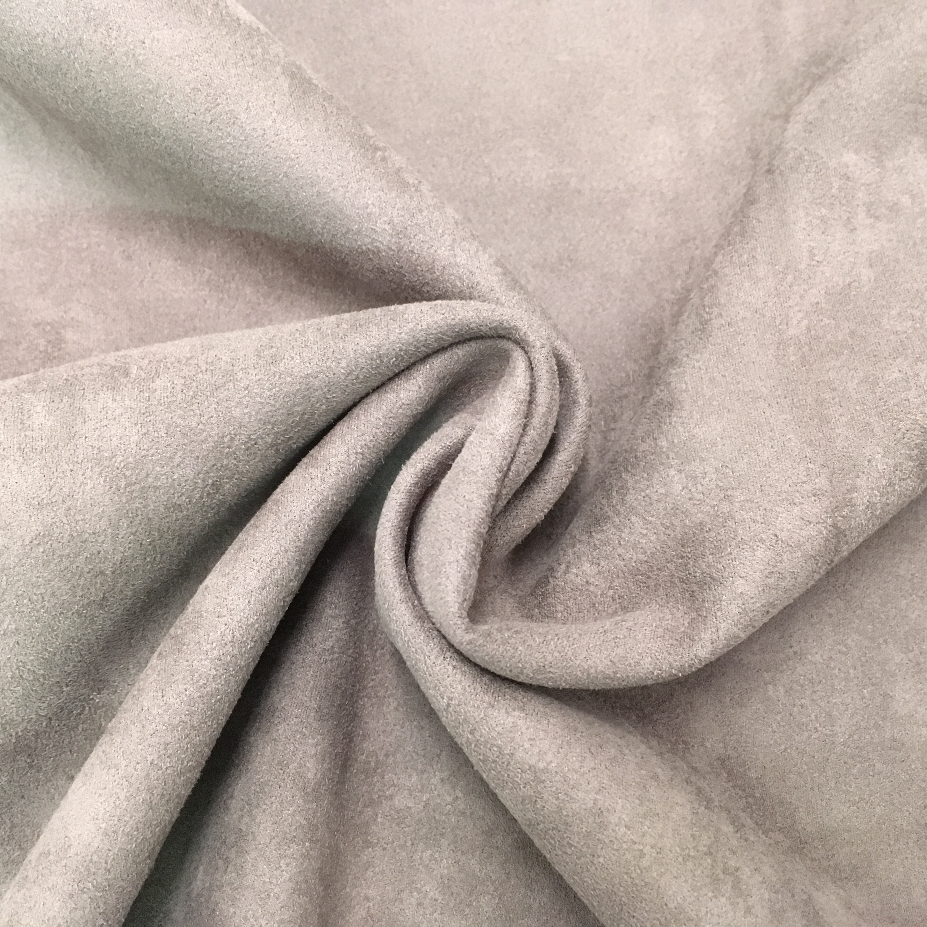 High Quality Soft Stretch Suede Fabric Water Fabric