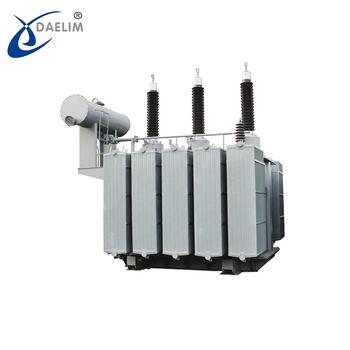 Iec Standard Three Phase Oil Immersed 220 35kv 100 Mva