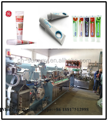 B.GLS-III compound tube making machinery waiting for nice coopeartion