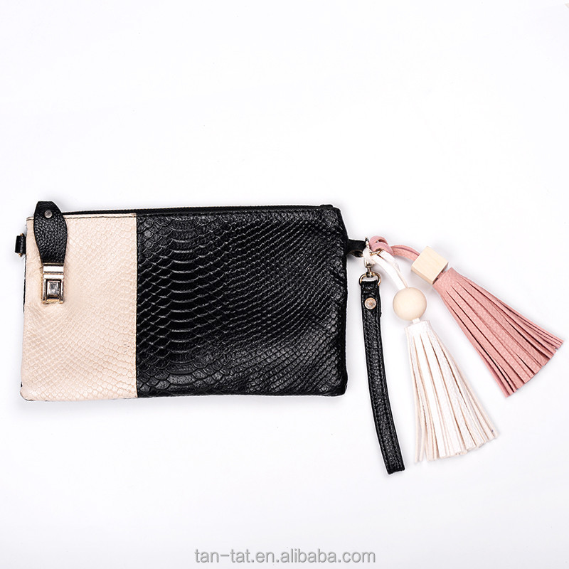 Genuine Vachetta Leather Tassel Charm for Handbag Purse Deco Tassel