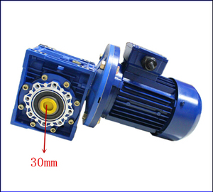 1.5KW AC worm gear motor for conveyer