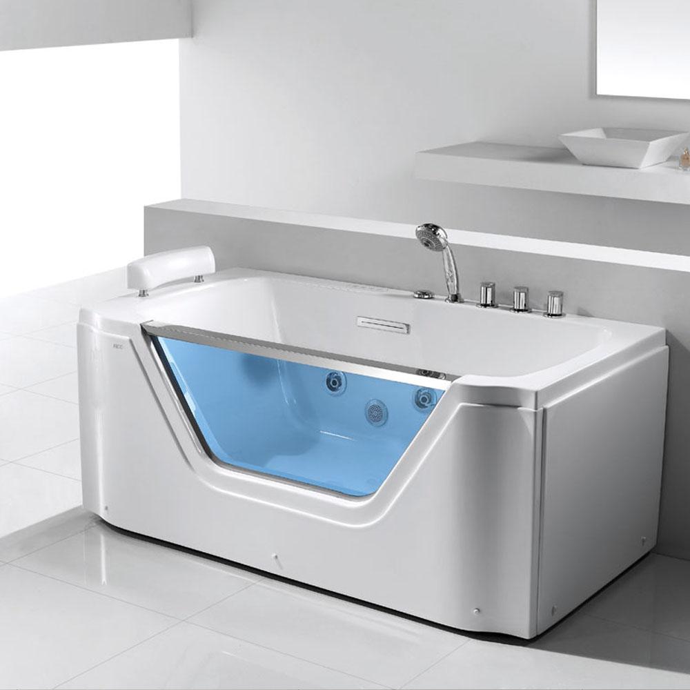 Glass Bathtub Price, Glass Bathtub Price Suppliers and Manufacturers ...