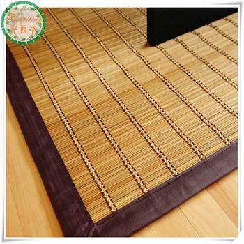 Green Bamboo Floor Carpets Runners