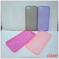 Ultra thin 0.3mm matte finish case for iphone 5 / 5s