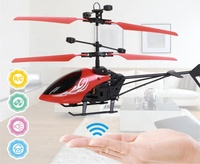 1CH Infrared Induction RC Helicopter Sensor Flying Toys For Kids Gift Wholesale price