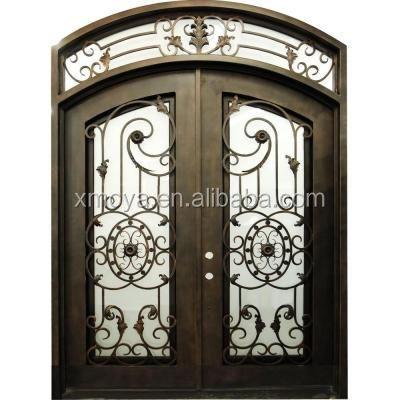 Unique Flat Exterior Iron Front Doors   Buy Iron Front Doors,Flat Exterior  Door,Unique Exterior Doors Product On Alibaba.com