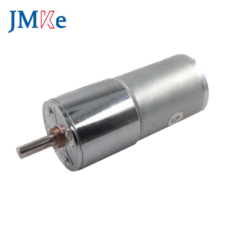 JMKE 12 V 24 V Fırçalanmış DC motor GB102F-555 yüksek tork 12 v DC motor