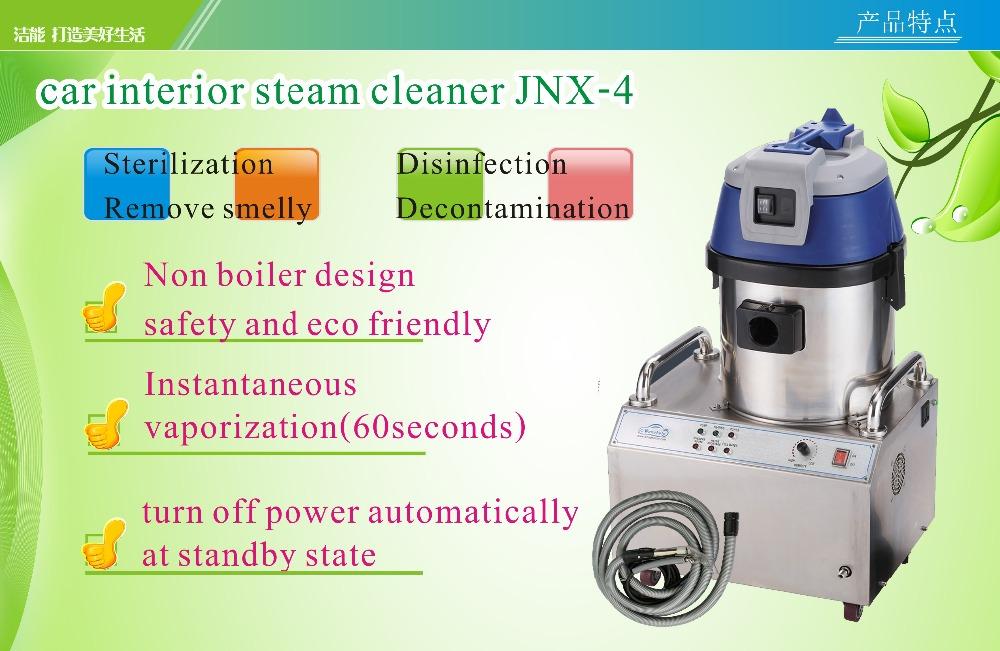 Trade Assurance Ce Steam Car Wash Steam Vacuum Cleaner Factory
