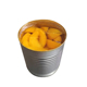 Best selling canned yellow peach strip in L/S