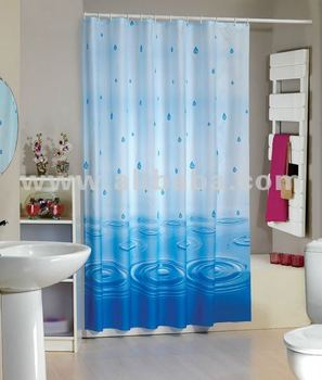 Jackline Shower Curtain