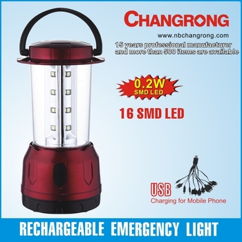 rechargeable outdoor led light sloar led lamps lights