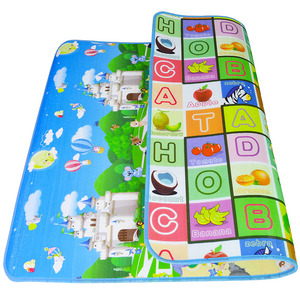 baby product thick foam cushion non-toxic neoprene play mat