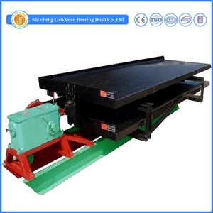 Concentrator Shake Table, Concentrator Shake Table Suppliers and