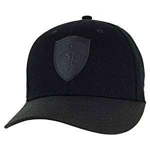 Puma Ferrari Black Mansion Hat e77a32d24241