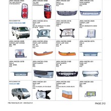 CARVAL/JH/AUTOTOP AUTO-<span class=keywords><strong>ONDERDELEN</strong></span> VOOR TOYOTA <span class=keywords><strong>HIACE</strong></span> WAN 93/94