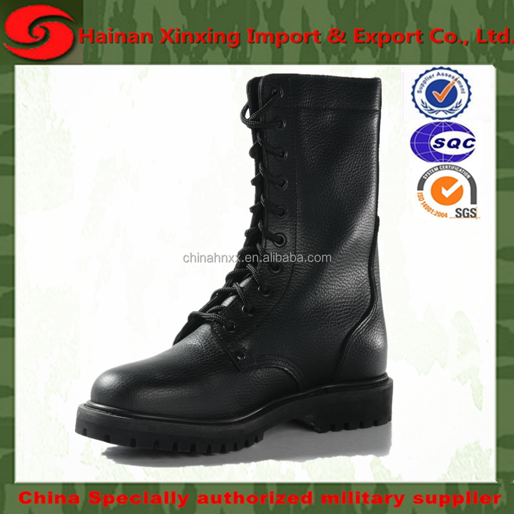 "Men's Altama 10"" Black Combat Vulcanized Boots"