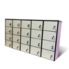 single golf storage door coin locker