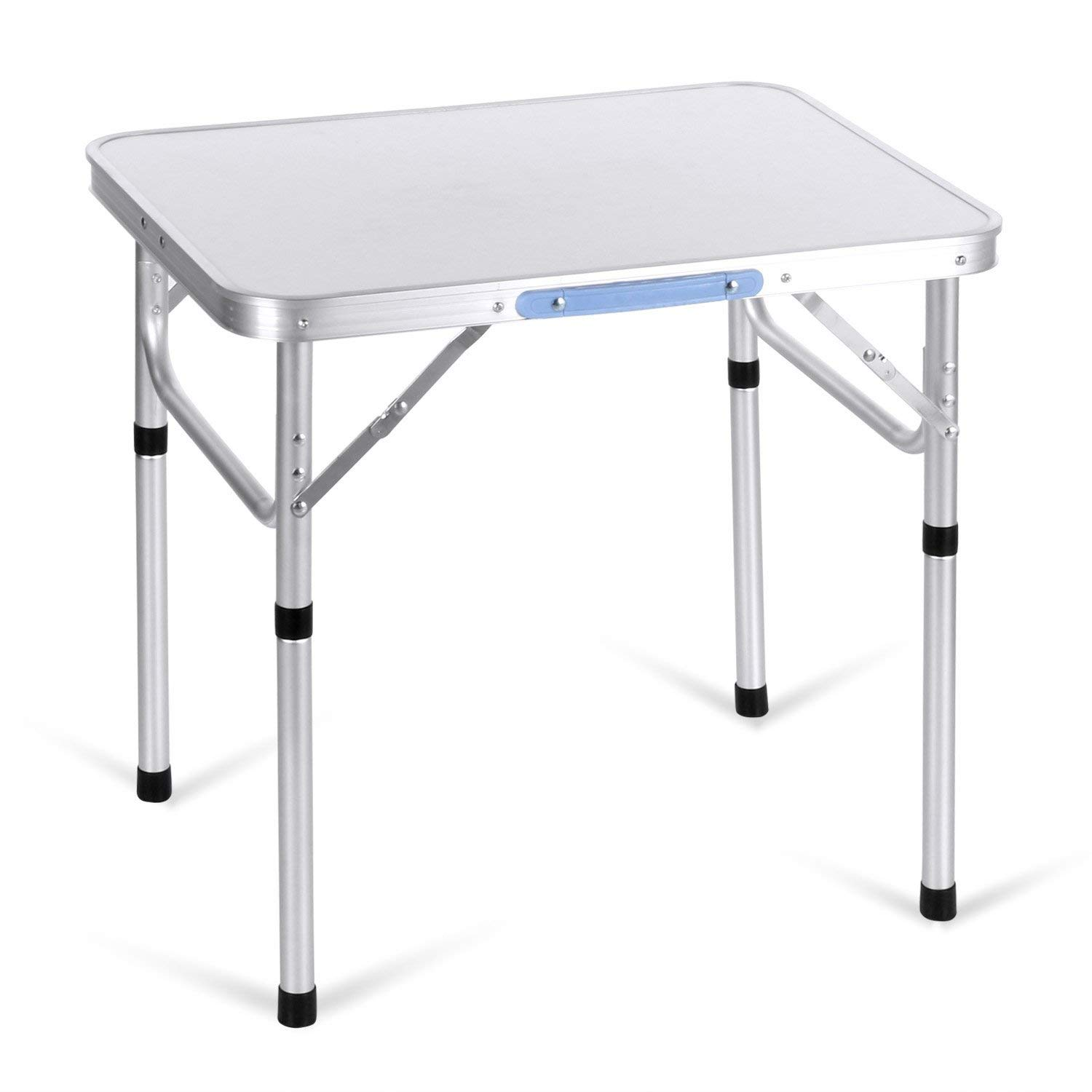 Get Quotations  C2 B7 Moroly Aluminum Portable Folding Camping Table With Carrying Handle For Camping Picnic Working