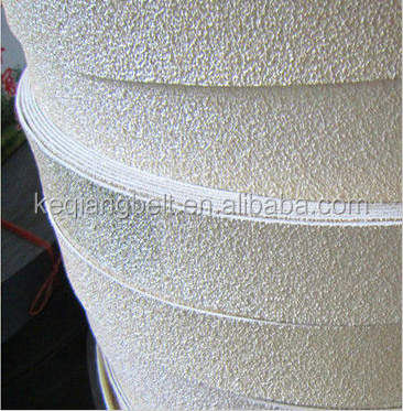 Silicon / rubber Roller Covering Strip For Textile Machinery