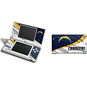 NFL San Diego Chargers DSi Skin - San Diego Chargers Vinyl Decal Skin For Your DSi