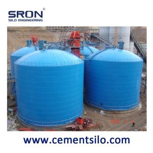 Long Lifespan Factory Used Cement Silo for Sale