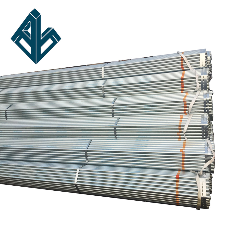3/4''*1.5mm Q235 1 inch Hot Dip Galvanized Round Steel Pipe and <strong>Tube</strong>