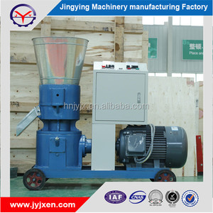 Driven cheap used wood lucerne pellet mill machine hot selling in Asia