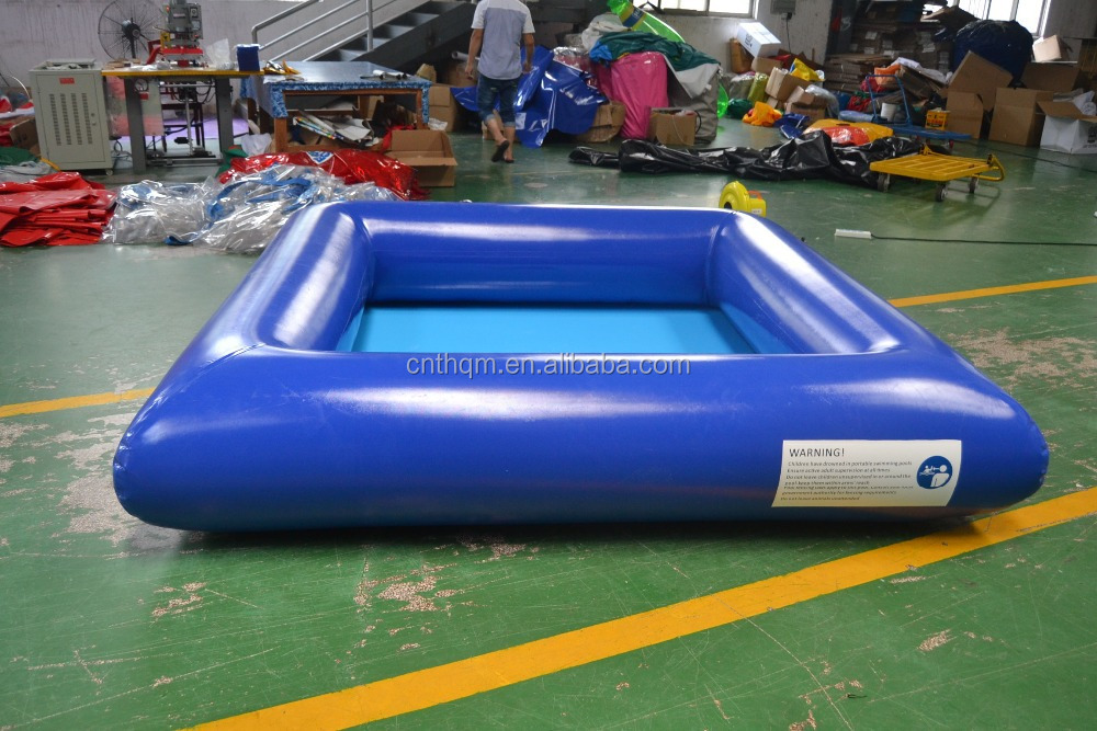 Square Swimming Pool Inflatable Square Swimming Pool For