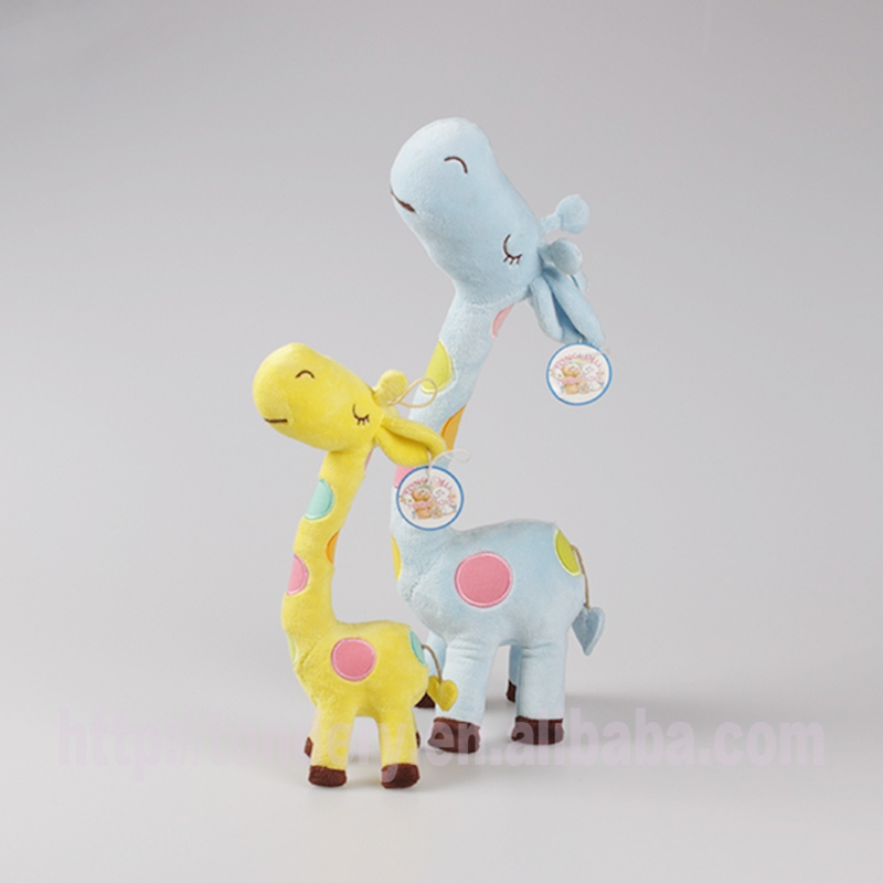 cute deer toys,plush giraffe gift toys,plush animal giraffe