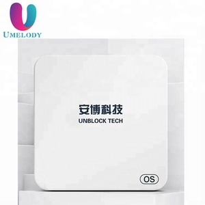 Unblock UBOX PRO I900 16G OS IPTV Android 7.0 Smart TV Box & Korean Japanese HK Taiwan Malaysia Free Live TV Channels