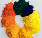 natural Iron oxide powder color pigment water-based paint for concrete and cement paint