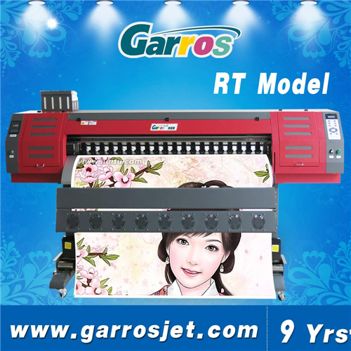 Direct to garement 1.8m textile fabric sublimation printer with high quality