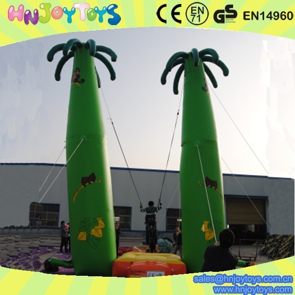 8m Inflatable Bungee Jumping Equipment for Sale