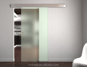 Large Kitchen Living Room Sliding Door