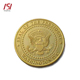 Custom Logo Old Souvenir Challenge Antique Gold Token Coins