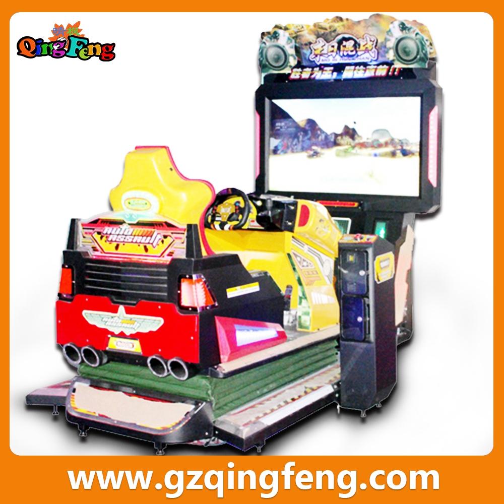 Qingfeng 3D racing machine Post Apocalyptic Mayhem gta vice city racing game machine