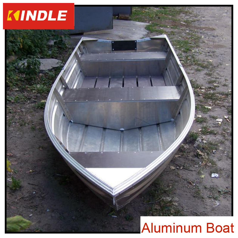 Not aluminum deep bottom boats