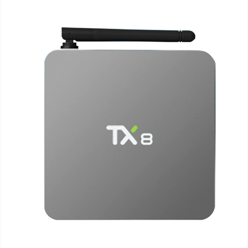 Latest Tanix TX8 Android 6.0 Marshmallow <strong>TV</strong> <strong>BOX</strong> <strong>Amlogic</strong> S912 octa core 2G/32G 802.11ac WIFI Bluetooth 1000M LAN