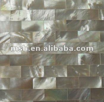Wh007 Ziegel Stil Weiss Lippe Perlmutt Muschel Mosaik Fliesen Buy