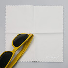 Customized color microfiber glass cleaning cloth Jewelry microfiber cleaning cloth