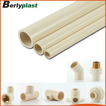 High quality types of plastic cpvc pipe fitting buy for Types of pvc pipe
