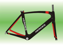 Hot Sale High Quality Full Carbon T700 Chinese Carbon Bike Frame
