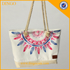 Custom Handbag Women Canvas Bags Bohemia Beach bag Tote Shoulder Bags Women Canvas Handbags