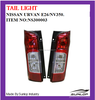 new products auto spare parts tail light NS300003 for NS Urvan E26/NV350 2013 up