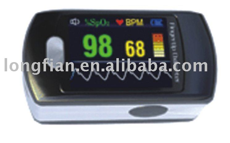 SPO2 & Pulse Oximeter With Memory/USB port